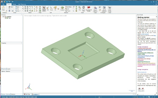 3-D printer 1